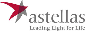 ASTELLAS logo PMS web